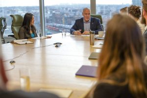 Catalyst Business Coalition roundtable discussion with B.C. premier